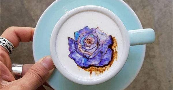 Kahvenin en keyifli hali
