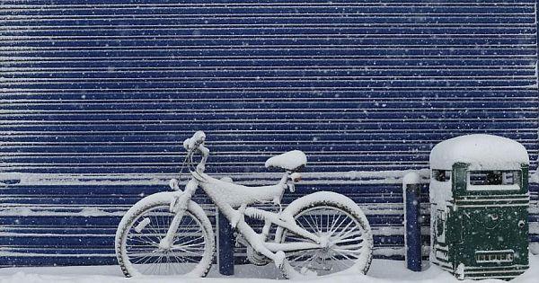 İçinizi ısıtacak kar görüntüleri