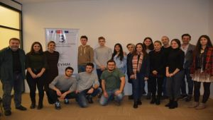 Erasmus öğrencilerinden ziyaret