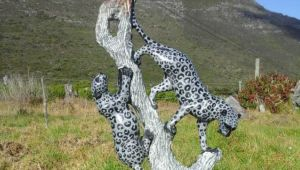 Zimbabwe heykelleri büyüleyecek
