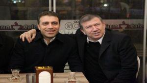Arslan'a Tanju Çolak'tan destek