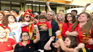 Büyükşehir Göztepe'ye destek olacak