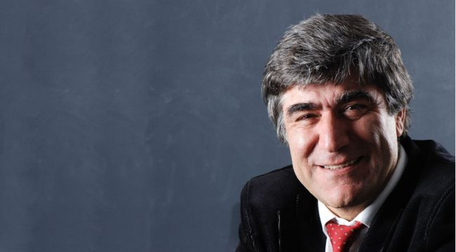 """Hrant Dink'i anıyoruz"""