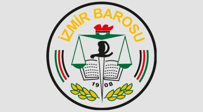 İzmir Barosu'ndan İZBAN açıklaması!