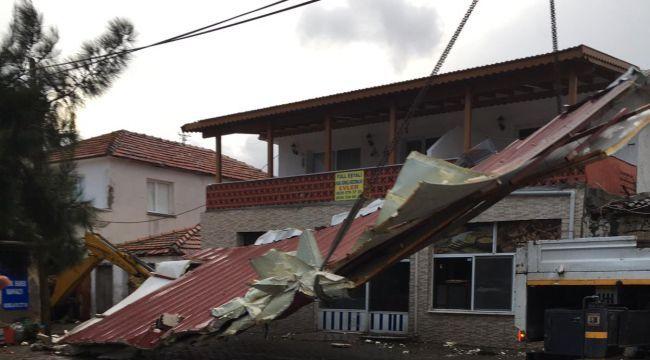 İzmir'de fırtına raporu!
