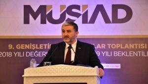 İzmir'den 10 kişilik heyet katıldı