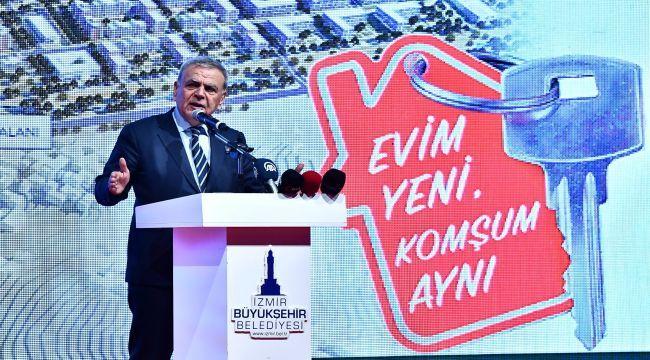 """""""İzmir için hazırım"""""""