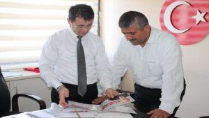 Projeler Zeybekci'ye verilecek