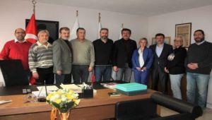 Zeybekci'den İGC ziyareti
