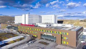 Dünyadaki 30 hastaneden biri oldu