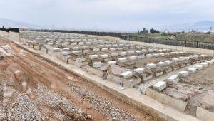Mezarlıklarda yeni düzenleme