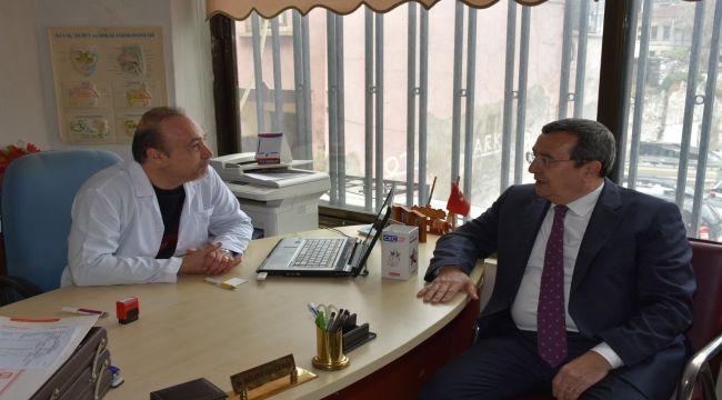Batur, Tıp Bayramı'nı kutladı