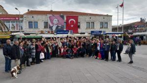 CHP'li Kılıç: Foçalıların oylarına talibiz