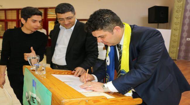 CHP'li Kılıç'tan STK zirvesi