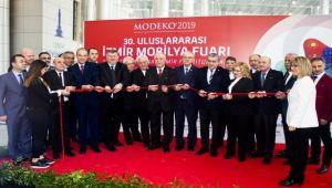 MODEKO 2019 İzmir'de başladı