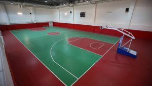 Nadir Vekiloğlu Spor Salonu açılıyor