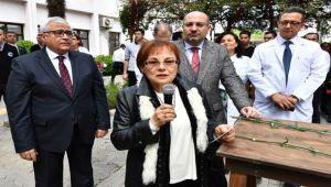 Türkegül Kocaoğlu Tıp Bayramı'nı kutladı