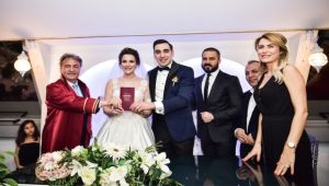 Başkan İduğ, ilk nikahını kıydı