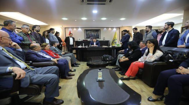 """""""Buca'yı İzmir gibi CHP'nin yıkılmaz kalesi yapacağız"""""""