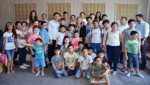 Ceyda Bölünmez Çankırı'dan 23 Nisan mesajı