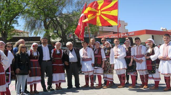 Demokrasi Meydanı'nda 23 Nisan sevinci!