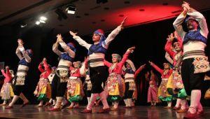 'Hayat Ağacı –Denizli' adlı dans gösterisine büyük ilgi