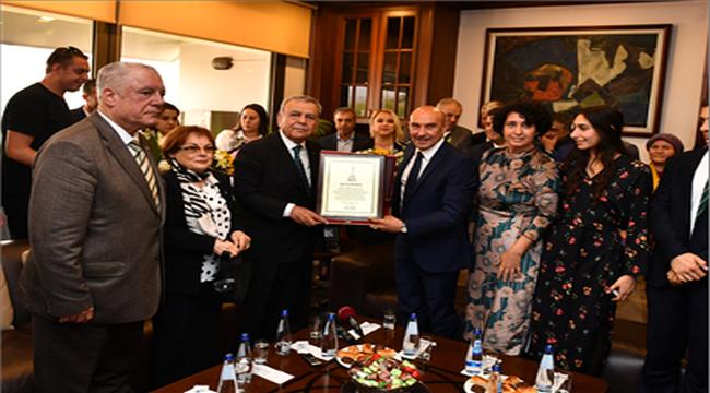 İBB Başkanı Tunç Soyer göreve başladı