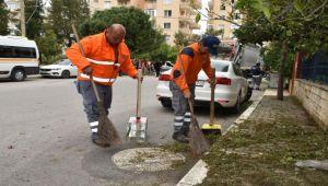 Sokaklarda 'bahar temizliği'