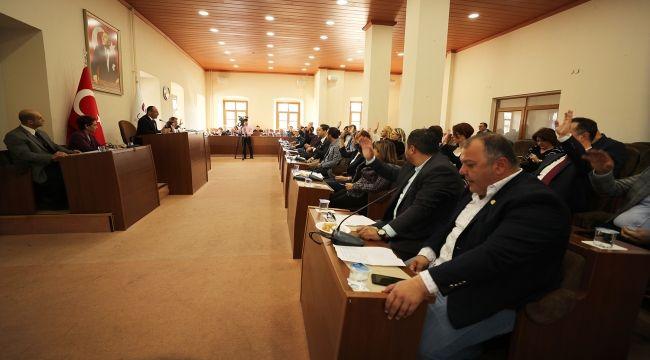 Urla Belediyesi faaliyet raporu onaylandı