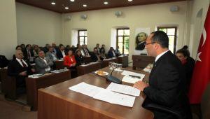 Urla Belediyesi ilk meclisini gerçekleştirdi