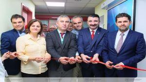 Ege'nin İlk Negatif Basınçlı İzolasyon Odası İzmir'de Açıldı