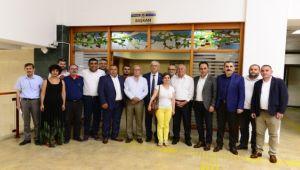 Kani Beko'dan Karakayalı'ya ziyaret