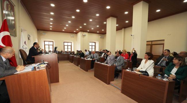 Meclis toplantısı ilk kez canlı yayınlandı