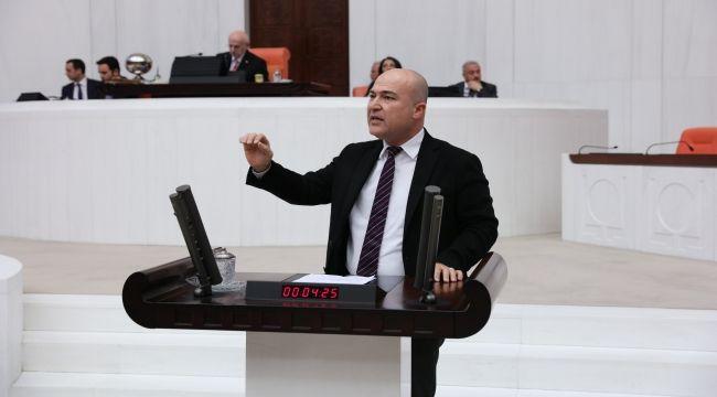 CHP'li Bakan Hulusi Akar'a sordu!
