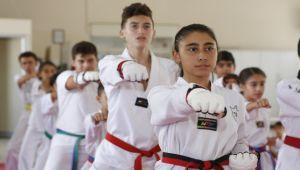 Spor Yaz Okullarına kayıtlar başladı