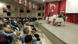 CHP'li Beko'dan Yıldırım'a 'rozet' üzerinden cevap