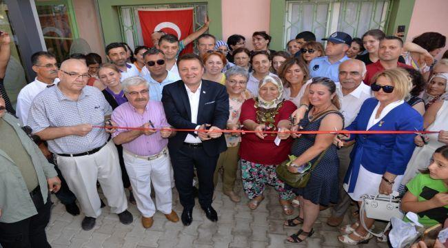 """""""Kadın Danışma Merkezi ve Çocuk Oyun Evi"""" açıldı"""