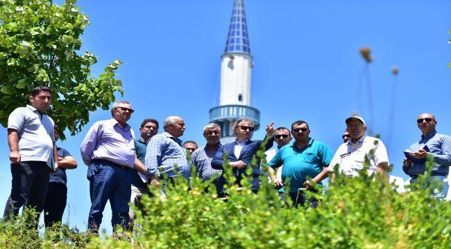 Köylü üretecek Bornova Belediyesi pazarlayacak