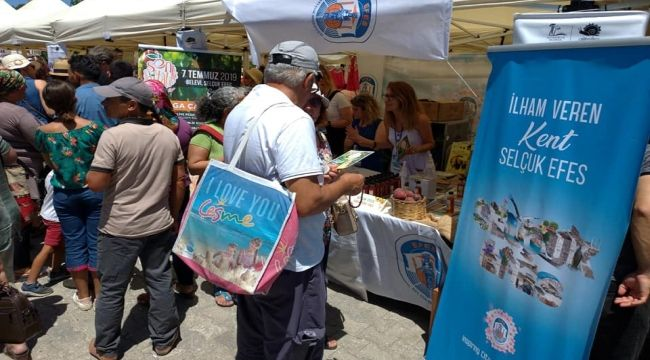 Lavanta Festivali'ne yoğun ilgi