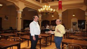 Milli Kütüphane Desteğiyle Çiğli'ye Kütüphane Kuruluyor