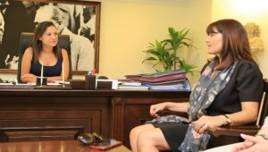 Yunanistan başkonsolosundan Başkan Şengel'e ziyaret