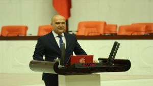 Foça Tatil Köyü TBMM gündeminde!