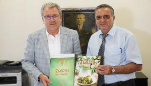İzmir'in Lezzet Öyküsü kitapseverlerle buluştu