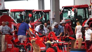 Uşak Fuarı tarıma yenilik getirecek