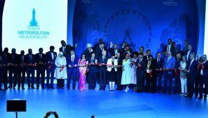 88. İzmir Enternasyonel Fuarı açıldı
