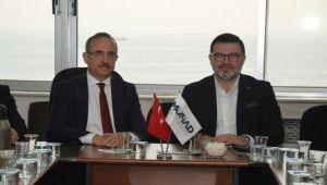 AK Parti İzmir İl Başkanı'ndan MÜSİAD'a Ziyaret