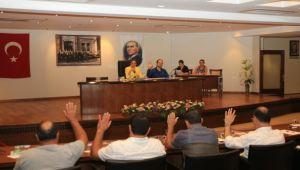 Belediye Meclisi'nden eğitime destek
