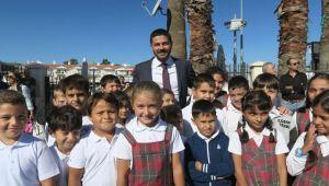 Foça'da Yeni Eğitim Ve Öğretim Yılı Başladı