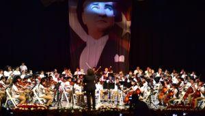 Bornovalı çocuklardan 29 Ekim konseri