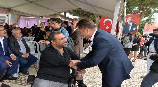 """""""ENGELSİZ YAŞAM"""" kampüsü açıldı"""